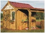 Free Potting Shed Building Plans